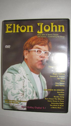Elton John Two Rooms Celebrating Import Bra
