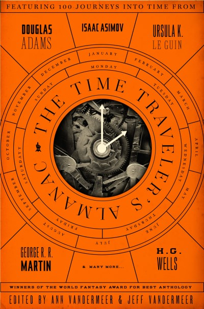 Ann Vandermeer The Time Traveler's Almanac