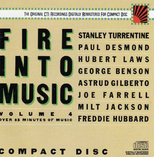Fire Into Music Vol. 4 The Best Of Impulse!