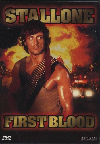 Rambo First Blood Stallone Sylvester