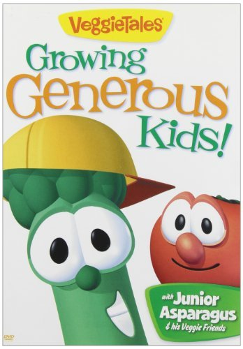 Growing Generous Kids Veggie Tales Nr