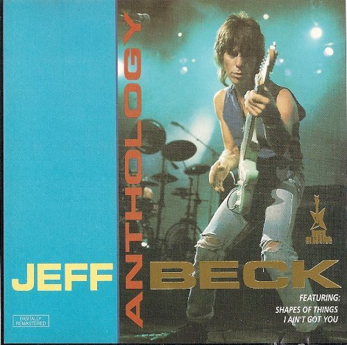 Jeff Beck Anthology ... Jeff Beck