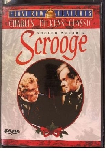Seymour Hicks Donald Calthrop Robert Cochran Mary Scrooge