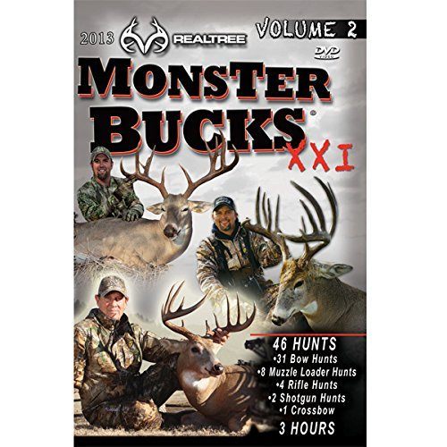 Monster Bucks Xxi Vol 1 | Realtree | Whitetail D