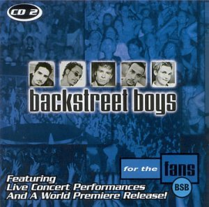 Backstreet Boys For The Fans CD 2 [limited]