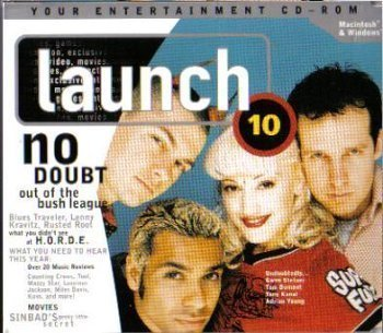 No Doubt Launch Issue No. 10
