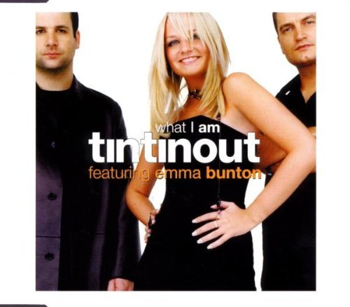 Tin Tin Out Emma Bunton What I Am [uk Cd]