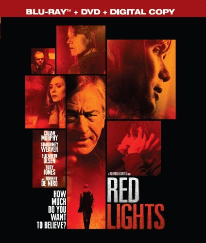 Red Lights Weaver Murphy De Niro Blu Ray