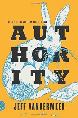 Jeff Vandermeer Authority