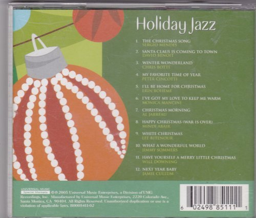 Various Artist Holiday Jazz