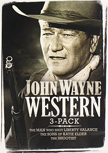 John Wayne Western Collection Wayne John Nr 3 DVD