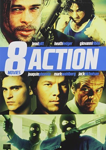 Vol. 9 8 Movie Action Ws Nr 2 DVD
