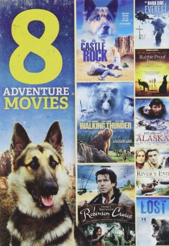 8 Film Family Adventure Vol. 4 Nr 2 DVD