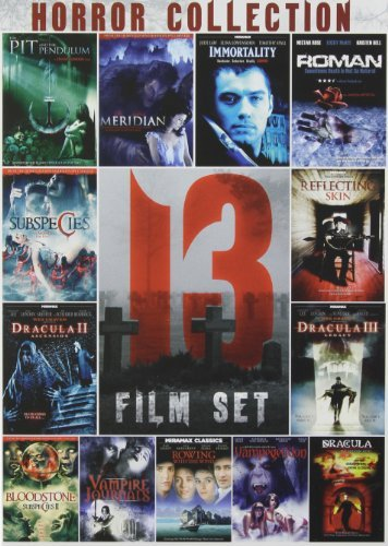 Vol. 1 13 Film Horror Nr 3 DVD