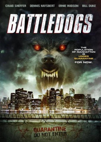 Battledogs Haysbert Sheffer Richards Huds Nr