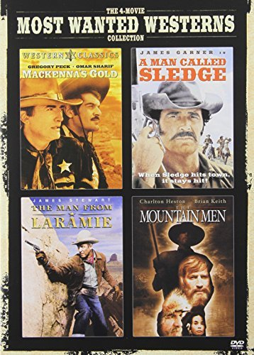 Most Wanted Westerns Most Wanted Westerns Ws R 2 DVD