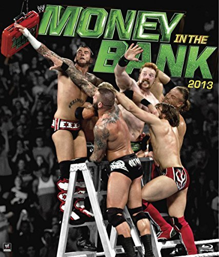 Wwe Money In The Bank Wwe Money In The Bank Blu Ray Ws Nr