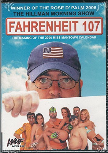 Fahrenheit 107 The Making Of The 2006 Miss Mantow
