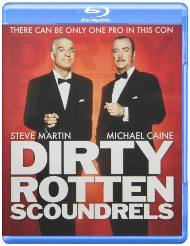 Dirty Rotten Scoundrels Dirty Rotten Scoundrels Blu Ray Ws Pg