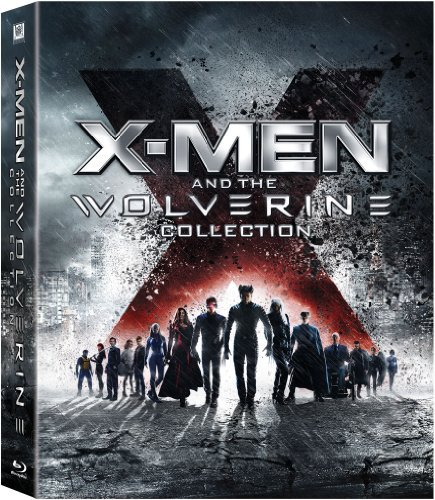 X Men & The Wolverine(6disc) X Men & The Wolverine(6disc) Nr