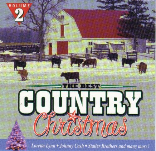 Loretta Lynn Johnny Cash Patti Page Bob Wills Stat The Best Of Country Christmas Vol. 2