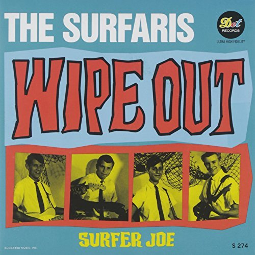 Surfaris Wipe Out Surfer Joe 7 Inch Single Colored Vinyl