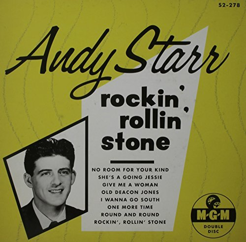 Andy Starr No Room For Your Kind + 7 7 Inch Single Double Vinyl