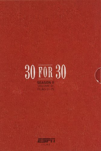 Espn 30 For 30 Season 2 Volume 1 DVD Nr