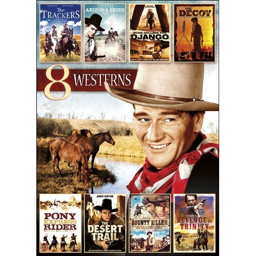 Vol. 6 8 Movie Western Pack 8 Movie Western Pack Nr 2 DVD