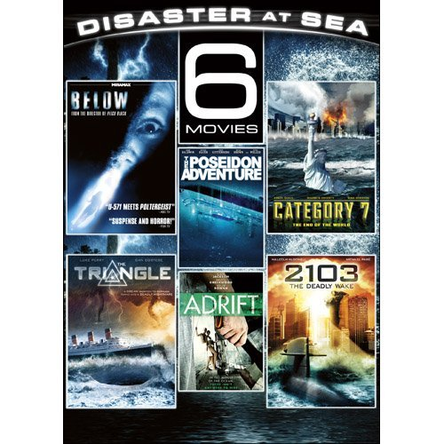 6 Movie Disaster At Sea 6 Movie Disaster At Sea Nr 2 DVD