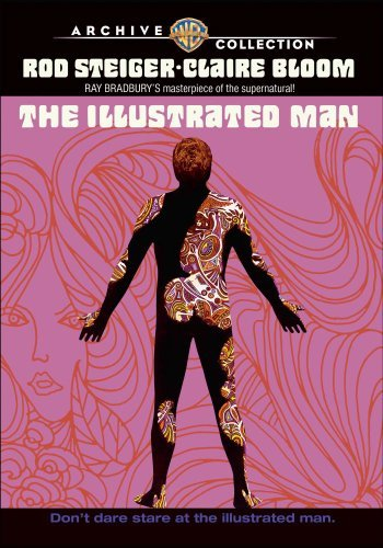 Illustrated Man (1968) Bloom Drivas Steiger This Item Is Made On Demand Could Take 2 3 Weeks For Delivery