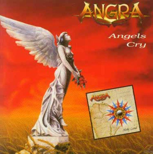 Angra Angel's Cry Holy Land Import Gbr Import Eu