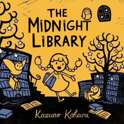 Kazuno Kohara The Midnight Library