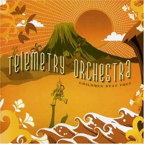 Telemetry Orchestra Children Stay Free Import Aus