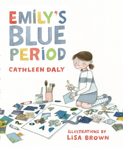 Cathleen Daly Emily's Blue Period