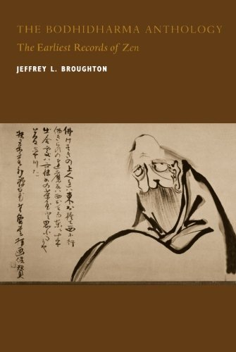 Jeffrey L. Broughton The Bodhidharma Anthology
