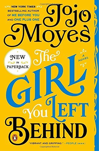 Jojo Moyes The Girl You Left Behind