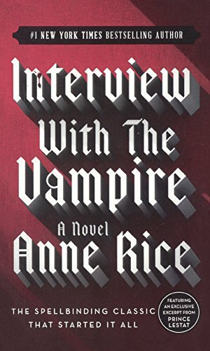 Anne Rice Interview With The Vampire Bound For Schoo