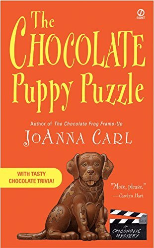 Joanna Carl The Chocolate Puppy Puzzle