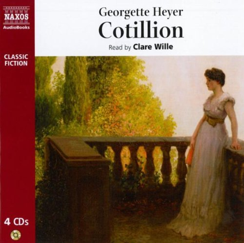 Georgette Heyer Cotillion (abridged)