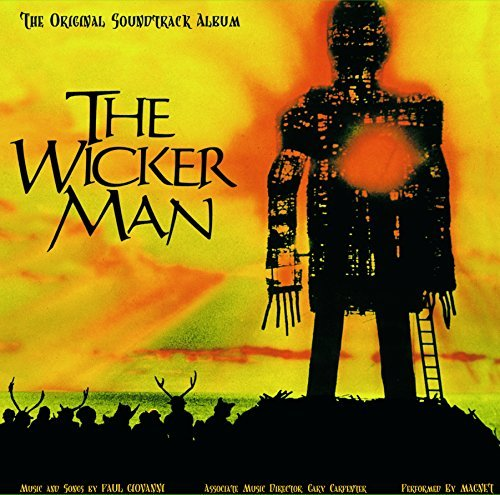 Wicker Man Soundtrack Import Eu Soundtrack