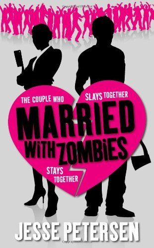 Jesse Petersen Married With Zombies