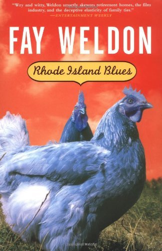 Fay Weldon Rhode Island Blues