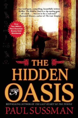 Paul Sussman The Hidden Oasis