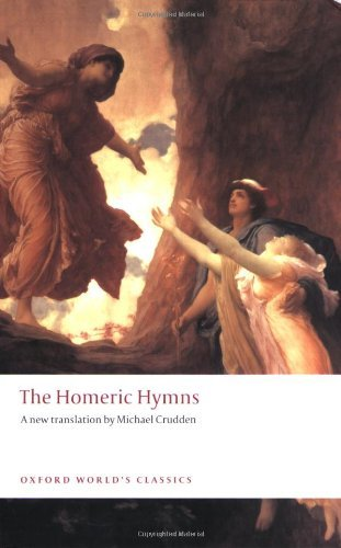 Michael Crudden The Homeric Hymns