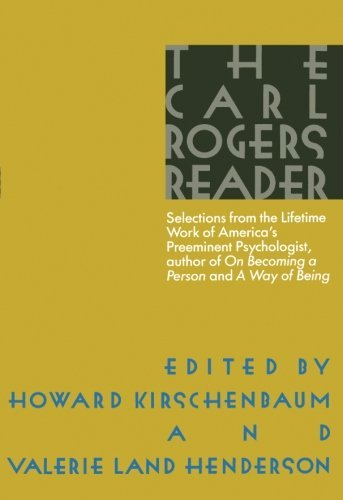 Carl Rogers The Carl Rogers Reader