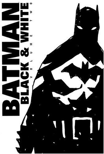 Dc Comics Batman Black & White