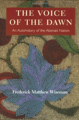 Frederick Matthew Wiseman The Voice Of The Dawn Sixty More Fables