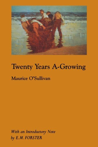 Maurice O'sullivanan Twenty Years A Growing