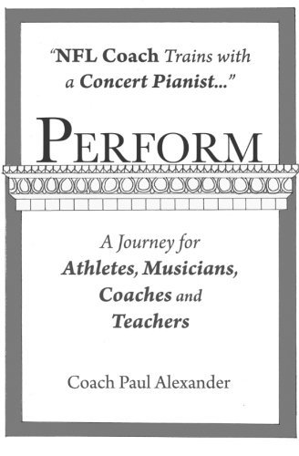 Paul Alexander Perform Nfl Coach Trains With A Concert Pianist .... A Jo